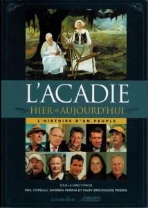 Acadie hier et aujourd'hui